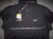 NIKE TIGER WOODS COLLECTION GOLF DRI-FIT POLO SHIRT SIZE S MEN NWT $100.00