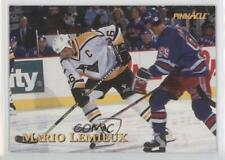 1997 Pinnacle Giant Eagle Mario's Moments #16 Mario Lemieux Pittsburgh Penguins