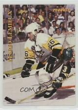 1997 Pinnacle Giant Eagle Mario's Moments #14 Mario Lemieux Pittsburgh Penguins