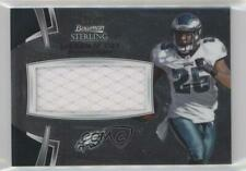 2012 Bowman Sterling Jumbo Rookie Relic #BSJRR-LM Lamar Miller Miami Dolphins