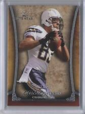 2011 Topps Five Star #123 Vincent Jackson San Diego Chargers Football Card