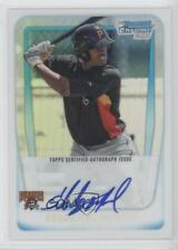 2011 Bowman Chrome Prospects Autograph Refractor BCP178 Starling Marte Auto Card