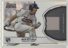 2011 Bowman Sterling Rookie Refractor Relics #RRR-BR Ben Revere Minnesota Twins