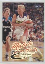1999 Fleer Ultra WNBA 40 Michele Timms Phoenix Mercury (WNBA) RC Basketball Card
