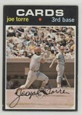 1971 Topps #370 Joe Torre St. Louis Cardinals Baseball Card