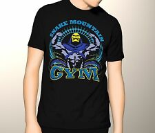 Skeletor Shirt, He-Man, Snake Mountain Gym