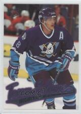 1996 Fleer Ultra #6 Teemu Selanne Anaheim Ducks (Mighty of Anaheim) Hockey Card