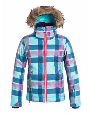 NEW ROXY™  Girls 8-14 American Pie 10K Snow Jacket Teens Ski