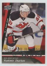 2009-10 Upper Deck #479 Vladimir Zharkov New Jersey Devils RC Rookie Hockey Card