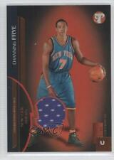 2005 Topps Pristine Uncirculated #163 Channing Frye New York Knicks Rookie Card