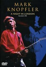 Mark Knopfler - A Night in London (DVD, 2004) USED VG FREE SHIPPING DIRE STRAITS