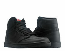 Nike Air Jordan 1 Retro High OG Black/Red Men's Basketball Shoes 555088-022