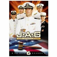 JAG - The Complete Sixth Season (DVD, 2008, Multi-Disc Set) 6 Six, NEW & SEALED