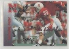 1996 Summit Nebraska Cornhuskers #39 Mike Roberts Rookie Football Card