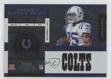 2011 Playoff Contenders Ticket #142 Joe Lefeged Indianapolis Colts Football Card