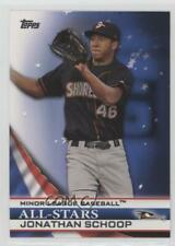 2012 Topps Pro Debut All-Stars #AS-JSC Jonathan Schoop Delmarva Shorebirds Card