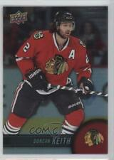 2017 Upper Deck Tim Hortons Collector's Series 2 Duncan Keith Chicago Blackhawks