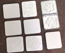 SIZZIX SMALL DIES  STAMPIN UP SIZZIX  EMBOSSLITS & SIZZLITS  YOU CHOOSE