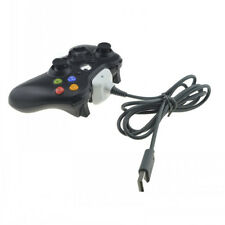 Replacement USB Charging Charger Cable For Xbox 360 Wireless Controller Black