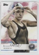 2012 Topps US Olympic Team and Hopefuls Silver #65 Jessica Long USA Card