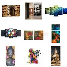 Unframed Modern Large Abstract Art Canvas Oil Painting Home Wall Decor Buddha
