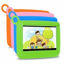 """Kids 7 inch Android Tablet PC 8GB HD 4core 2Camera WIFI Bluetooth Children 7"""""""