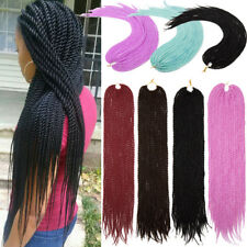 Ombre Havana Mambo Crochet Dread Locks Twist Braid Hair Synthetic Faux locs P37