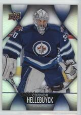 2016 Upper Deck Tim Hortons Collector's Series #82 Connor Hellebuyck Hockey Card