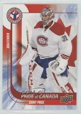 2016-17 Upper Deck National Hockey Card Day Canadian #CAN2 Carey Price