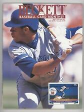 1984 1984-Now Beckett Baseball #97 April 1993 (Roberto Alomar) Toronto Blue Jays