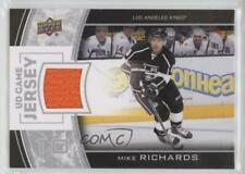 2013 Upper Deck Series One UD Game Jersey #GJ-MR Mike Richards Los Angeles Kings