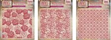 Crafter's Companion Embossalicious Embossing Folders 6X6 CHOOSE: Vintage Design