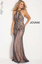 Jovani 55423 Evening Dress ~LOWEST PRICE GUARANTEED~ NEW Authentic Formal Gown