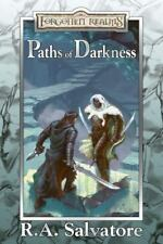 Paths of Darkness: Paths of Darkness Bks. 1-3 by R. A. Salvatore (2005, Paperbac