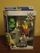 WWE ELITE COLLECTION FLASHBACK SERIES #34 FIRST TIME IN THE LINE DOINK THE CLOWN