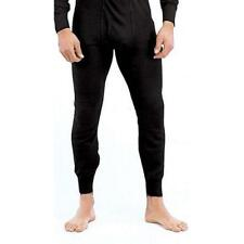 Black - Performance Cold Weather Thermal Underwear Pants