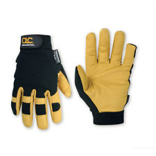 Custom LeatherCraft Top Grain Goatskin Insulated Gloves - 2061