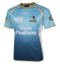 Brumbies 2017 Training T-Shirt  Sizes S - 3XL  **SALE PRICE**