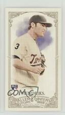2012 Topps Allen & Ginter's Minis Ginter Back #239 Liam Hendriks Minnesota Twins