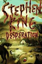 Desperation : Roman by Stephen King (1996, Hardcover) Free Shipping