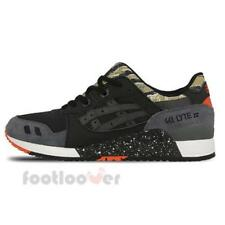 Asics Gel Lyte III H7Y0L 9090 EB mens running black shoes fashion sneaker casual