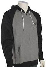 Billabong Balance Zip Hoody - Black Heather - New