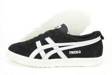 Asics Onitsuka Tiger Mexico Delegation D6E7L-9001 Black Suede Casual Shoes Men