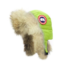 Canada Goose Aviator Hat Style # 5187M Aurora Green MSRP $250 NWT