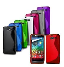 For All HTC Models - S-Line Wave Gel Silicone Case Cover