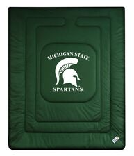 Michigan State University Locker Room Bedding Comforter Blanket