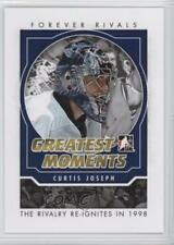 2012 In the Game Forever Rivals Series Greatest Moments GM-06 Curtis Joseph Card