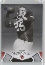 2011 Upper Deck Exquisite Collection #41 Tommy McDonald Oklahoma Sooners Card