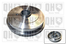 CITROEN SAXO 1.5D Brake Drum Rear 96 to 03 With ABS 203mm QH 424741 424745 New