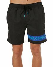 New Globe Men's Venus Mens Beach Short Nylon Black
